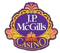 j.p. mcgills hotel & casino