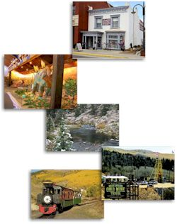 Teller County Colorado Attractions