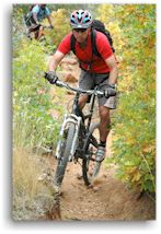 Mountain Biking in Teller County Colorado