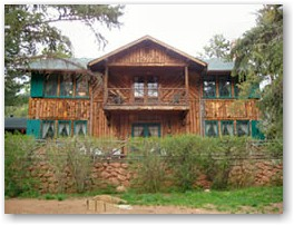 America Rocky Mountain Lodge Cabins Teller County Colorado Bed