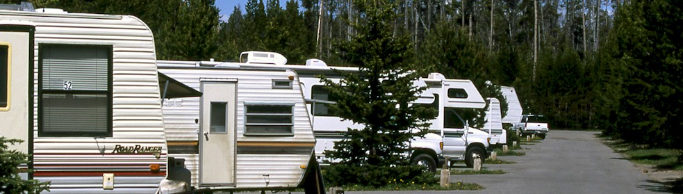 RV Camping In Teller County