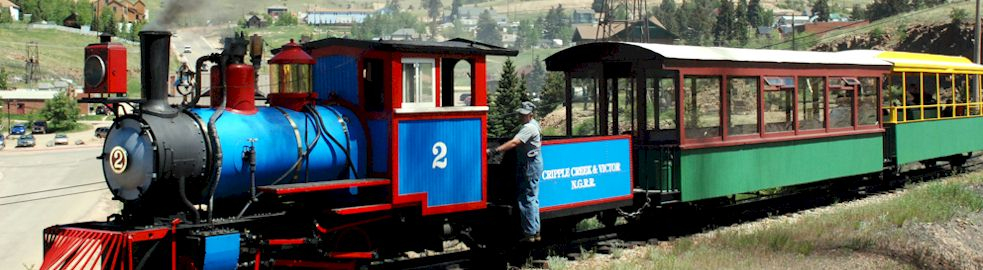 Teller County Attractions